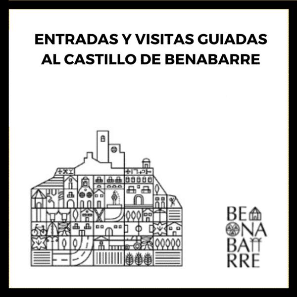 Entradas y visitas al Castillo de Benabarre