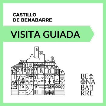 Entrada + visita guiada castillo de Banabarre